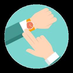 save-time logo